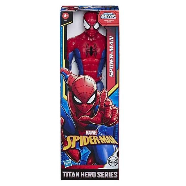 Titan Hero Series Spiderman akciófigura 30 cm-es