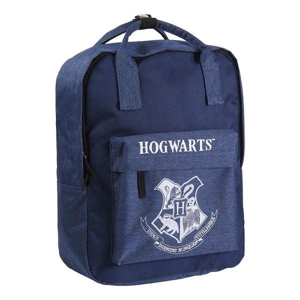 Harry Potter 2in1 hátizsák Hogwarts - kék